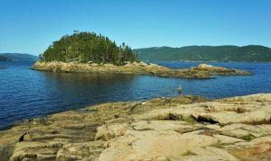 Pecher fjord du Saguenay