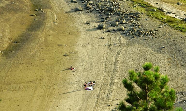 fjord fleche littoral plage ©StephaneMorvan Le Baroudeur