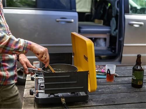 Réchaud au propane pour camping Martin MC200 Vanpackers®